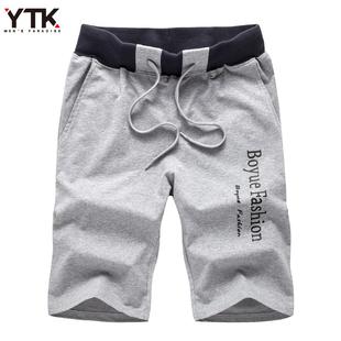 男士短裤五分裤夏季运动短裤男夏天裤七分裤沙滩裤潮