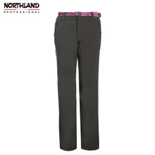 NORTHLAND/'s poem LAN new outdoor authentic snow pants female soft shell grab sweat pants GF032726