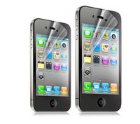 front+back HD LCD Screen Protector for iPhone5/6/plus MON貼