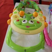 爆款包邮正品好孩子小龙哈彼婴幼儿U型宝宝学步车音乐玩具LXB450