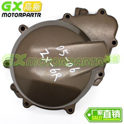 Motorcycle Parts Kawasaki ZX-6R ZX636 05 06 ? engine side covers trigger cover motor cover