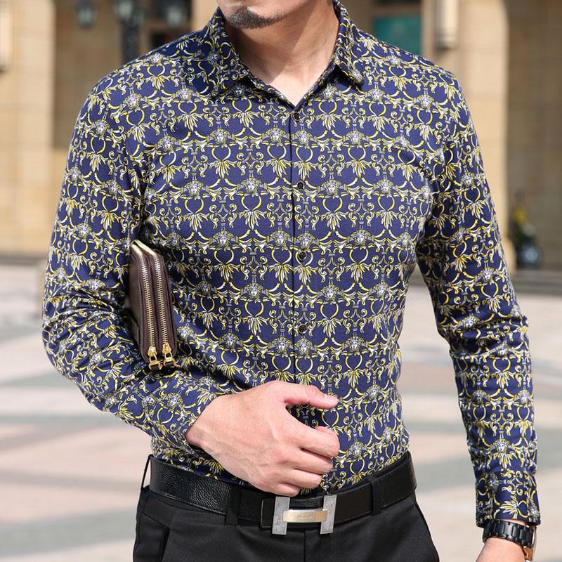 Рубашка мужская Fox 14c8c88927 2014 Versace