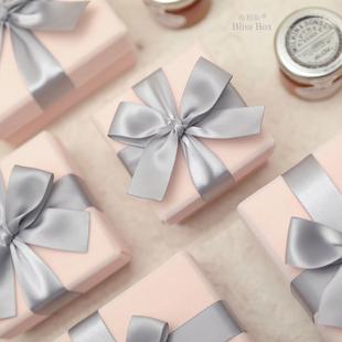 粉丝绒喜糖盒婚礼糖烟订婚结婚婚庆伴娘伴手礼网红口红