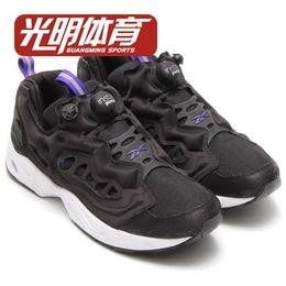 【光明体育】Reebok Pump Fury Road 黑白奥利奥 M49001