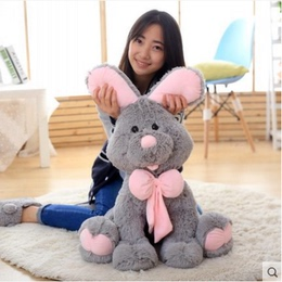 美国Costco Plush Bunny毛绒玩具大号邦尼兔子公仔生日礼物女