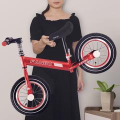 ✅儿童平衡车女无脚踏1-2-3-6岁小孩滑行车滑步车宝宝双轮自行车