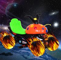 儿童电动车摩托车三轮车宝宝电动汽车甲壳虫儿童玩具车小孩可坐骑