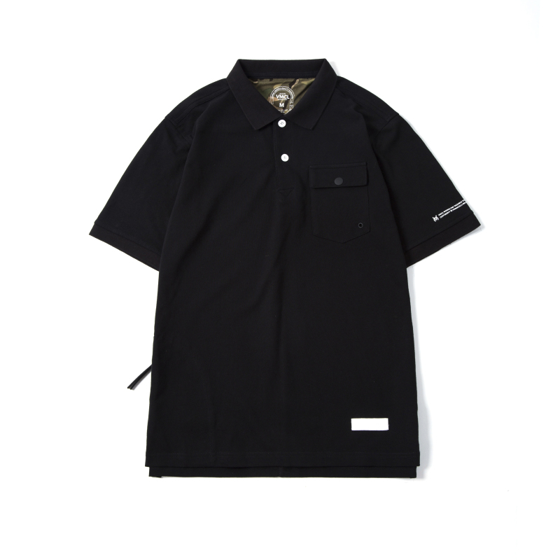 VERMICELLI 16SS POCKET POLO 口袋POLO衫
