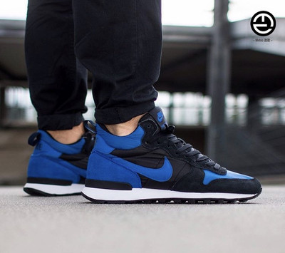 Metoo迷途 Nike Internationalist Mid男子秋冬运动鞋 682844-009
