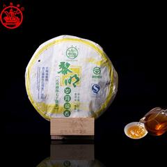 勐海八角亭 黎明茶厂 普洱生茶 2007年岁月留香 357g七子饼