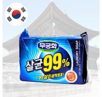 韩国原装进口 芜琼花衣物护理洗衣皂230g 配方温和不伤手