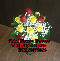 Hong Kong Floral Same day delivery flowers 香港訂花 鮮花速遞
