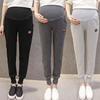 孕妇裤子春秋外穿孕妇打底裤薄款长裤时尚春装2-5 3-9个月托腹裤4