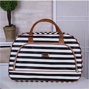 大容量男女手提旅行包行李PU皮短途旅行袋旅游包包