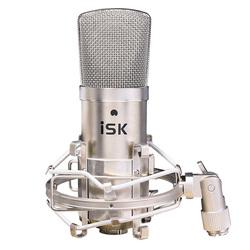 ISK BM-800电容麦克风主播直播isk bm800麦克风