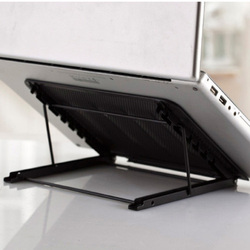 Foldable notebook ipad holder stand rack