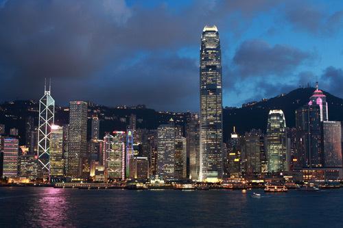 香港风光 - J.Zai.Yang - 我的BLOG