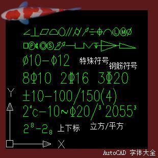 Autocad问号字库CAD大全解决字体乱码仿宋cad点怎么长方形指定画图片