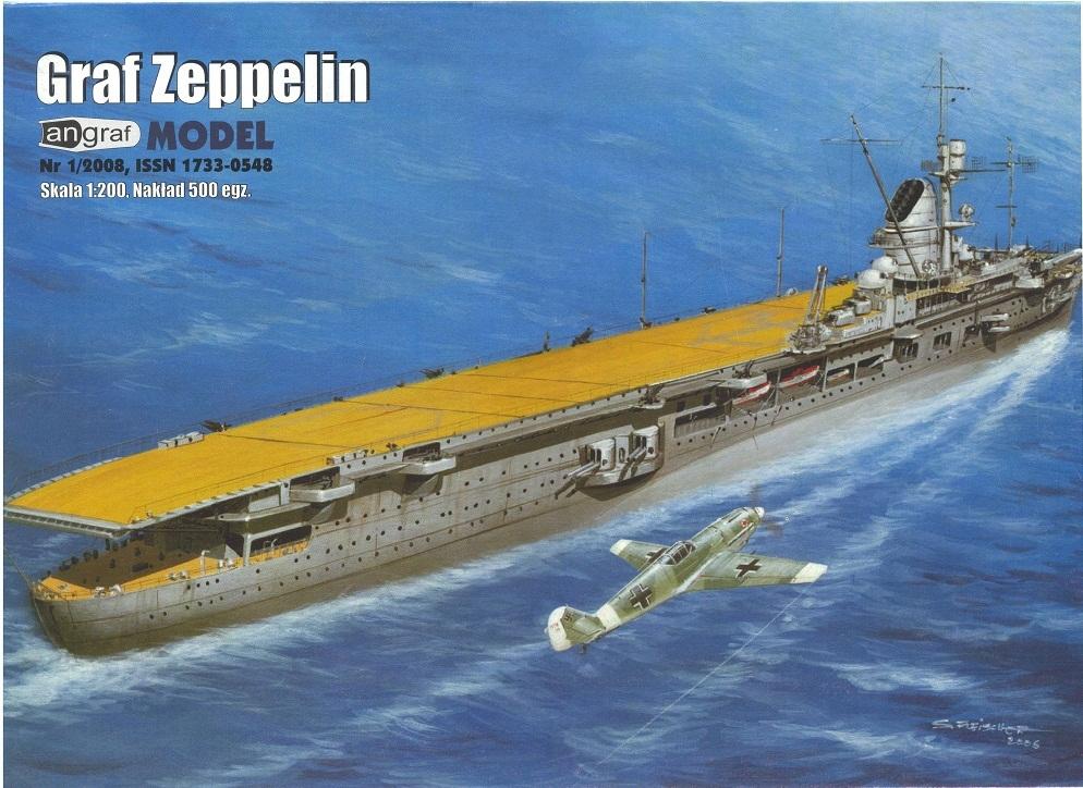 手工课v模型二战德国模型纸军舰柏林齐德国伯袖刃图纸图片