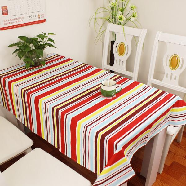 Скатерть 70 процентов для почты Wo текстильной ткани полосы бегун таблицы ткань скатерти чай скатерть холст чехлов на продажу