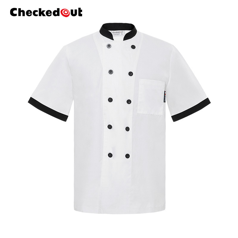 Цвет: 104 мужской женский общей черный белый короткий рукав заклинание