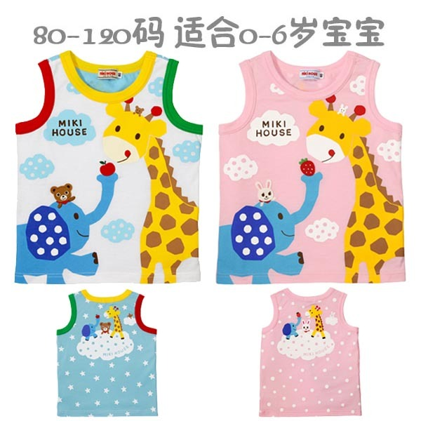 Детский жилет More brands 2012 Miki House More brands