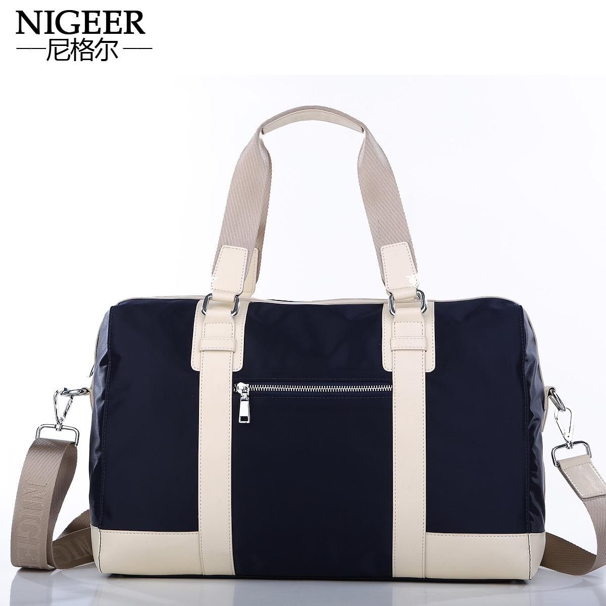 Дорожная сумка Найджел Новый корейский оптом сумка baodan диагональный плечевой сумочка нейлон Камера человек сумки