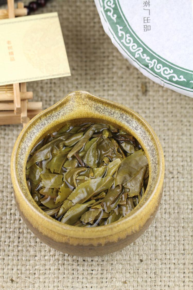 2012年老班章明前纯料古茶357克生饼 - 阎红卫 - 阎红卫经赢之道策划产业联盟