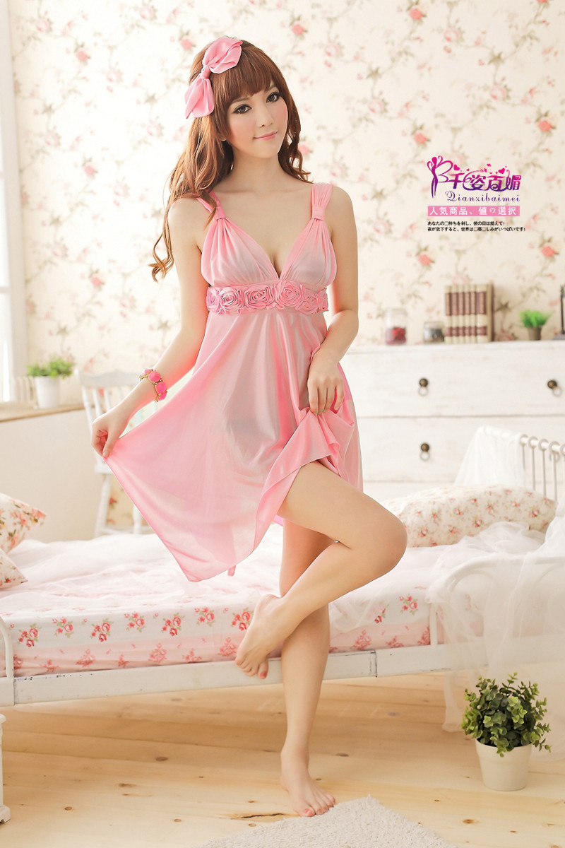 Contains Adult Perspective Lace Soft Temptation Durable Women Sexy Suspender Pajamas