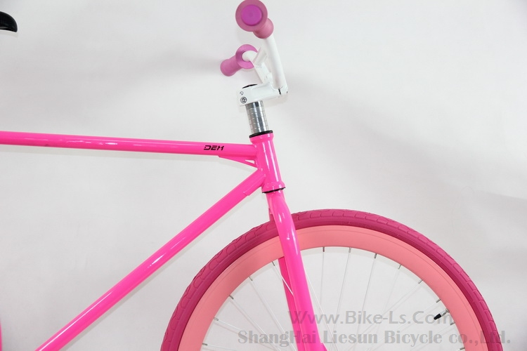 Шоссейный велосипед DEX R3 2013 Fixed Gear