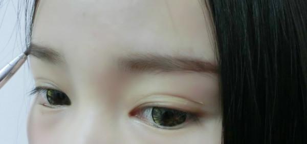 我的美丽妆容——可爱活力橙色妆容 - Ann3莲 - 莲Anna