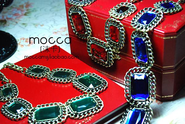 Ожерелье Mocca  Bling