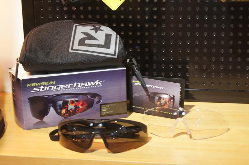 Очки солнцезащитные для туризма Revision Stinger Hawk Revision