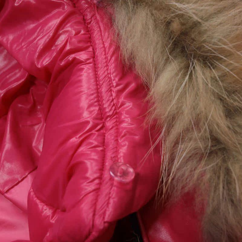 Женский пуховик 2013 Зимняя Удлиненная вниз куртки в новый супер большие Светодиодные света женского подлинной Распродажа корейской версии slim куртки