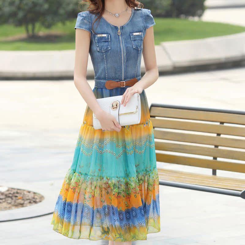 Женское платье ql13216 2013