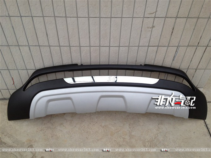 Авто тюнинг S6 оригинальный фиксирующую бар до и после передний и задний бампер S6 S6 задние бамперы 4S набор предназначен для