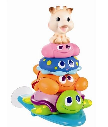 Игрушки для детского бассейна France vulli Sophie Sophie Fawn  Vulli Sohpie