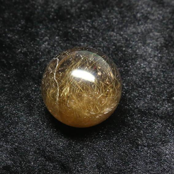 Сувениры и украшения из ляпис-лазури Acura * 72 граммов золота 37 мм волосы натуральные природные блондинки хрустальный шар хрустальный шар * аутентичные * реальные фотографии
