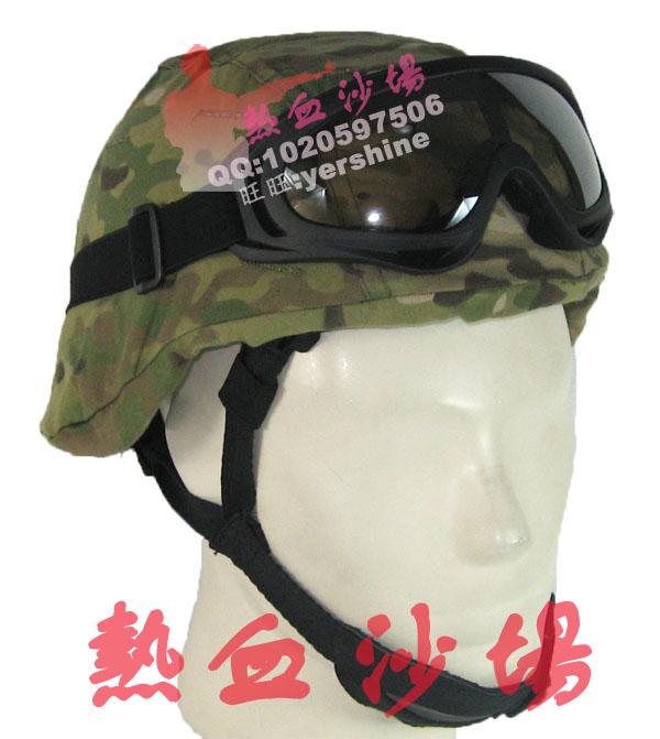 淘宝店 热血沙场 长城正品 德军M35 M38 美式M1,m88,Mich系列 钢盔
