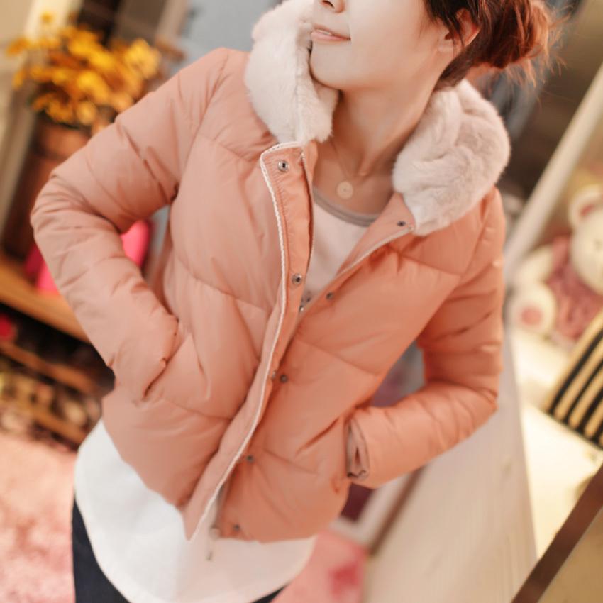 韩版毛呢斗篷大衣外套,宽松的版型不挑身材,时尚的百搭任你选择(图1)