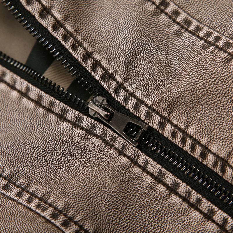 Одежда из кожи GENANX T041
