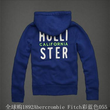 Толстовка Abercrombie & fitch 1892 AF Hollister