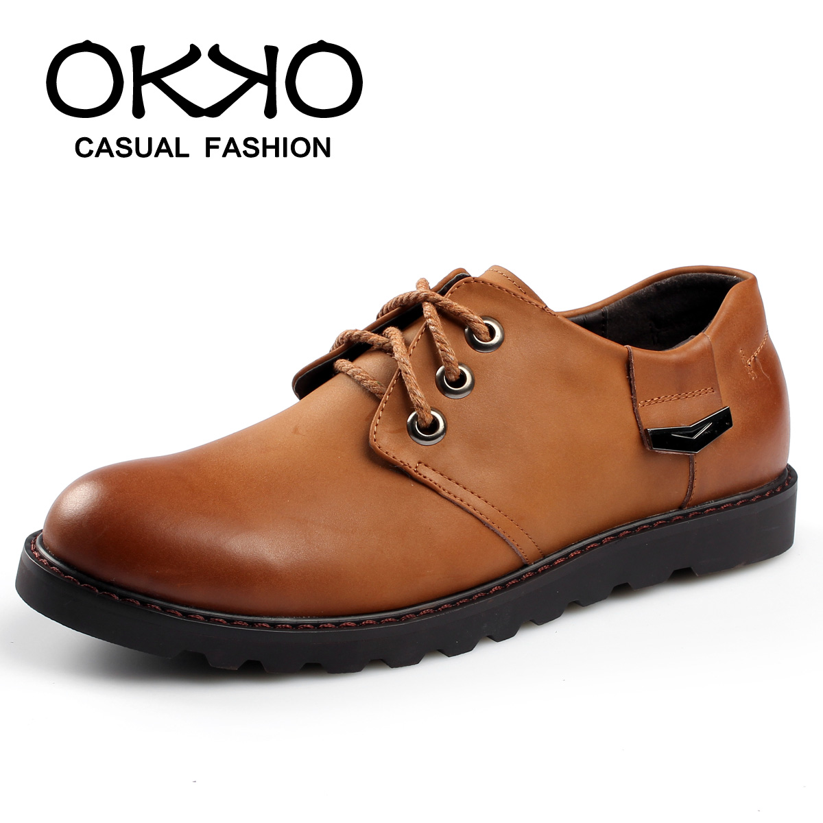 Демисезонные ботинки Okko 1002