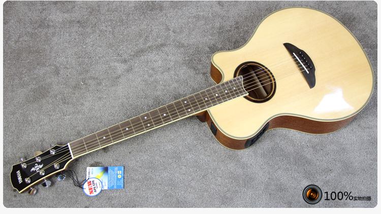 正品雅马哈木吉他电箱琴APX700II/APX700ii吉
