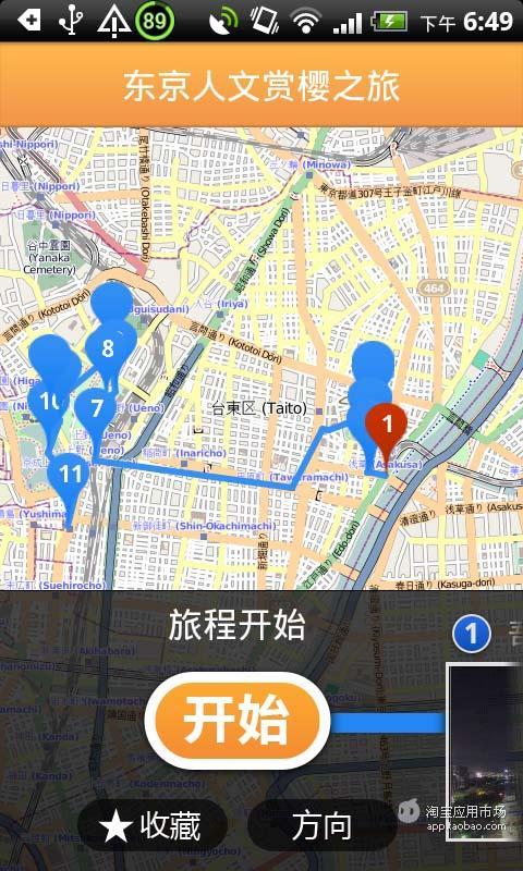 东京城市指南
