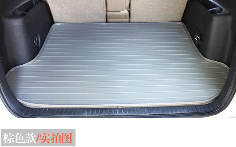 Коврик для багажного отделения 雪铁龙c5后备箱垫 c4l后备箱垫 世嘉后备箱垫 三厢专用 2013款