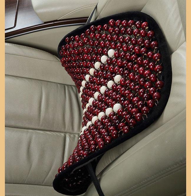 Автомобильная подушка под поясницу