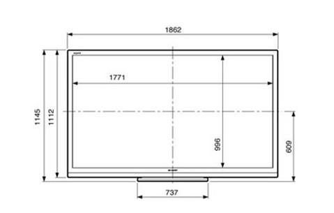 LED-телевизор Sharp LCD