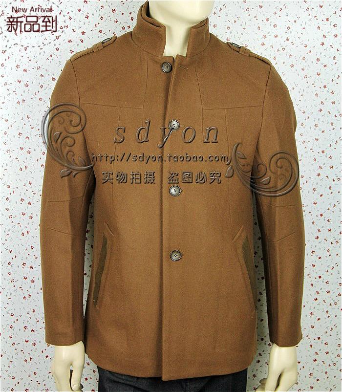 Пальто мужское Edenbo 83212341 2013