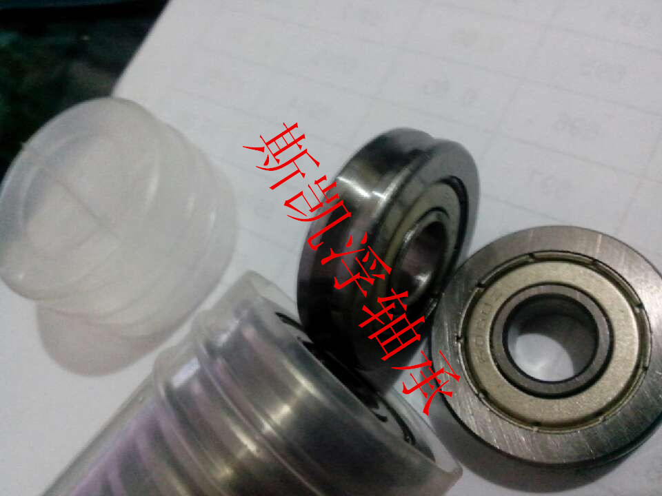Радиальный шарикоподшипник Made in China  6*25*7*8